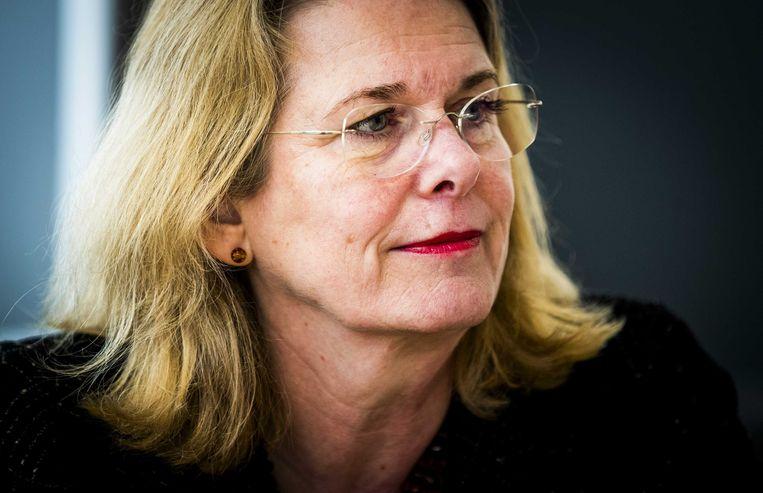 Burgemeester Pauline Krikke. Beeld ANP