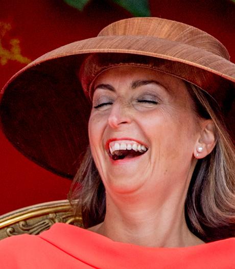 Ikea kopt grap om 'fruitschaalhoed' prinses Claire in