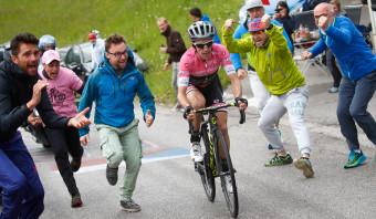 Yates zet Giro naar zijn hand