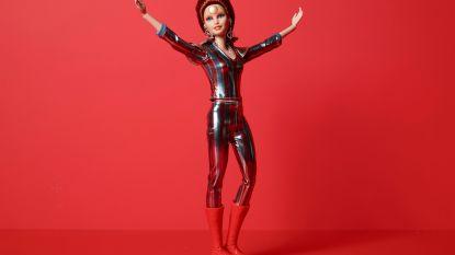 David Bowie's Ziggy Stardust krijgt eigen Barbie-pop