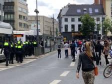 Le Comité P enquête sur une plainte après la manifestation Black Lives Matter à Anvers