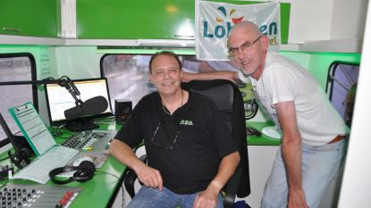 Radio RBS zendt tien dagen live uit vanuit groene caravan