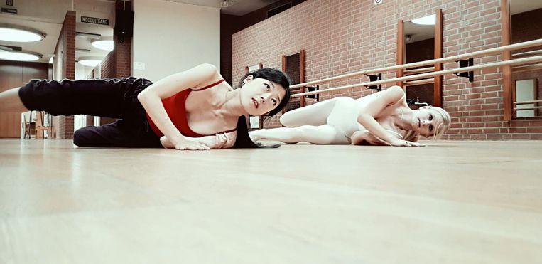 Klassiek ballet op elektronische muziek wordt een hele uitdaging