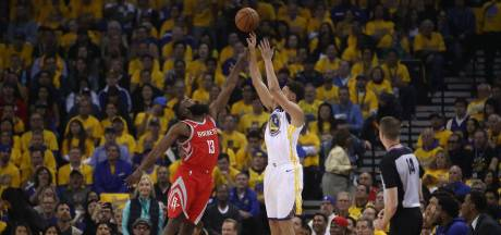 Golden State Warriors dwingt zevende duel af