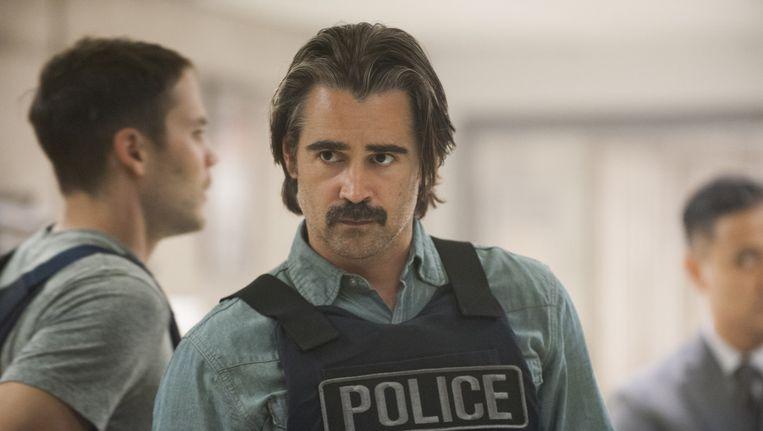 Colin Farrell als Ray Velcoro in seizoen 2. Beeld HBO