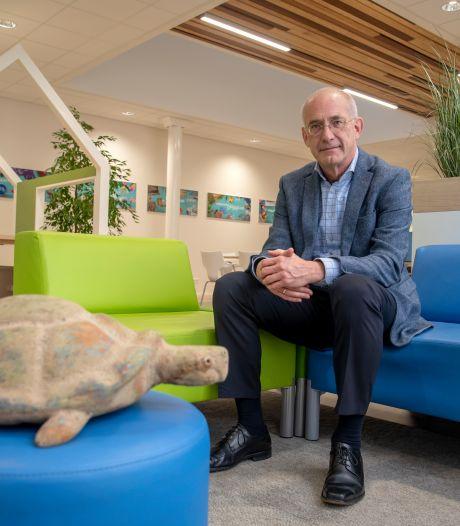 Groevenbeek Ermelo neemt afscheid van icoon Leo Duifhuizen en zijn schildpad: 'Een prachtig symbool van kracht en kwetsbaarheid'