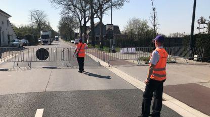 Rustig aan grensovergangen in Lanaken, maar toezicht blijft