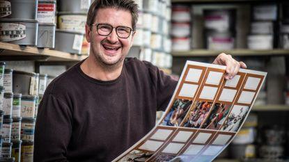 """Donaat Deriemaeker is gelukkig in zijn drukkerij: """"Mijn hart zou nog televisiewerk willen doen, maar mijn verstand zegt nee"""""""