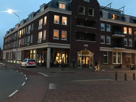 De Jumbo aan het Molenplein in Nijkerk werd op 30 oktober overvallen door een man met een mes.