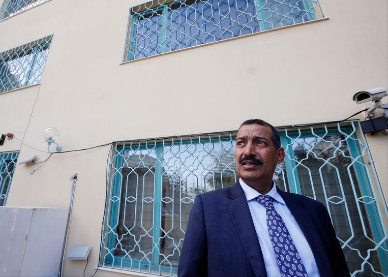 Saoedische consul Mohammad Al-Otaibi.