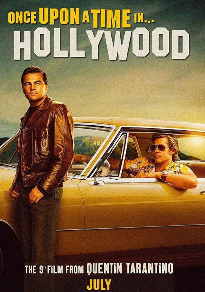"""""""Once Upon A Time... In Hollywood"""" est sorti le 14 août dernier dans les salles."""