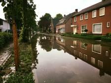Stevige onweersbuien over deel Zuidoost-Brabant