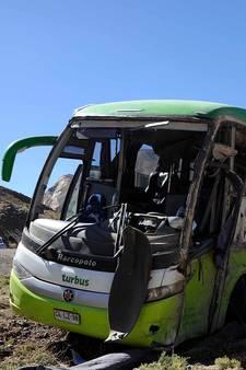 Zeker 19 doden bij busongeluk in Argentinië