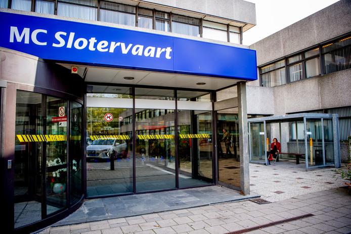 Entree van het MC Slotervaart
