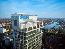 Philips nog op koers