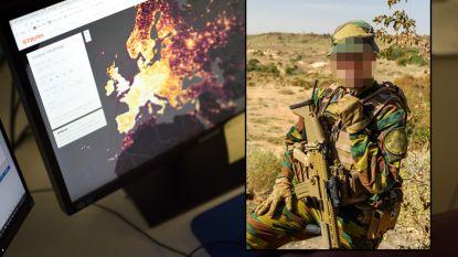 Fitness-app Strava geeft nog steeds gevoelige info over Belgisch leger prijs, Defensie verstrengt regels