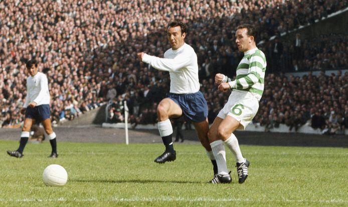 Tottenham Hotspur - Momento d'azione celtico nel 1967.
