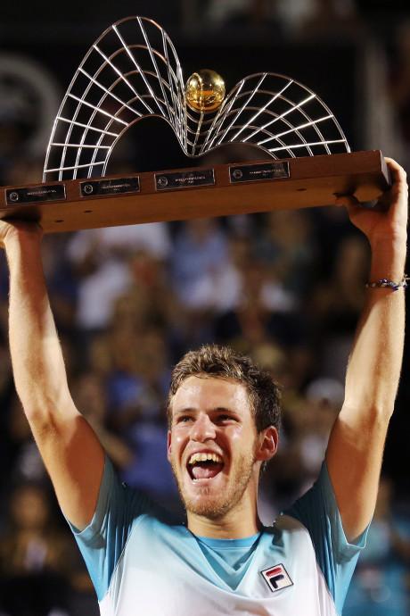 Argentijn Schwartzman wint ATP-toernooi van Rio de Janeiro