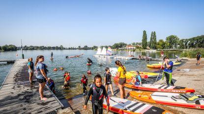 Sint-Pietersplas wordt de 'Brugse Watersportbaan'