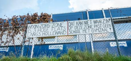 Raad Hattem wil geen aanpassingen meer aan plan voor scholen en appartementen op ijsbaanterrein