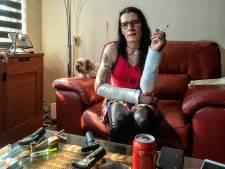 Een leven lang drugs wordt Siouxsie snel fataal: 'Ik accepteer dat er voor mijn leven geen andere afsluiting is dan deze'