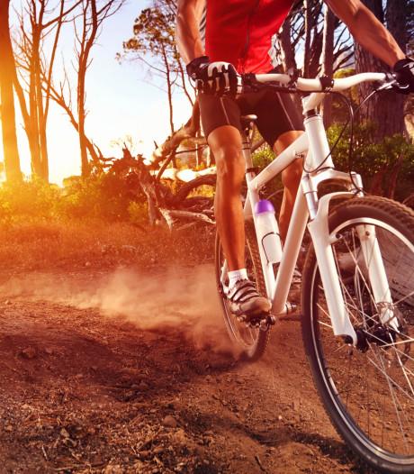 Mountainbiken voor het goede doel vanuit Westkapelle