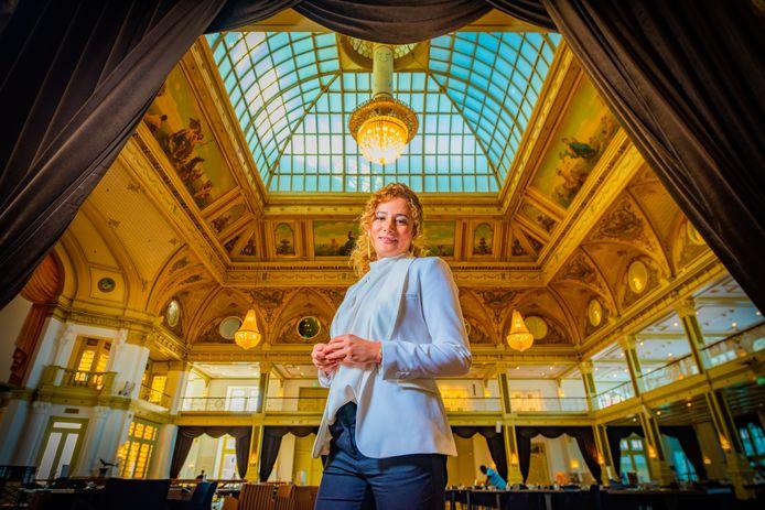 Roxana Tajvar nieuwe algemeen directeur Kurhaus