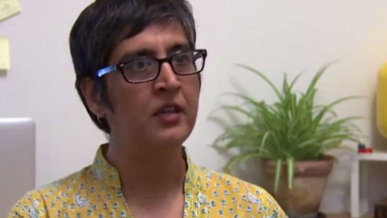 Sabeen Mehmud Beeld Screenshot YouTube