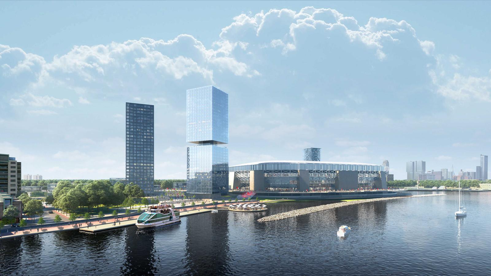Moet de stad 40 miljoen euro in het nieuwe stadion steken?