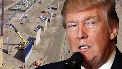 Bijna alle prototypes klaar: een blik op de mogelijke versies van Trumps muur