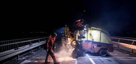 Dat wordt omrijden: Rijnbrug tussen Kesteren en Rhenen dicht om reparaties