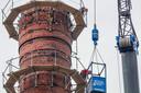 restauratie schoorsteen Innovation Powerhouse Eindhoven