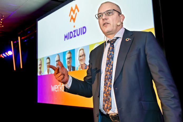 Egbert Lichtenberg in zijn rol als algemeen directeur van WAVA / MidZuid in Oosterhout.