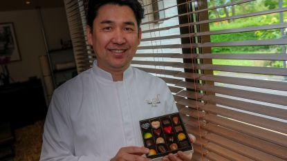 Patisserie-chocolaterie Sasaki behaalt tweede plaats voor beste praline en beste chocoladereep op de Belgium Chocolate Awards