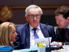 Juncker dreigt: Als Selmayr moet gaan, ga ik ook