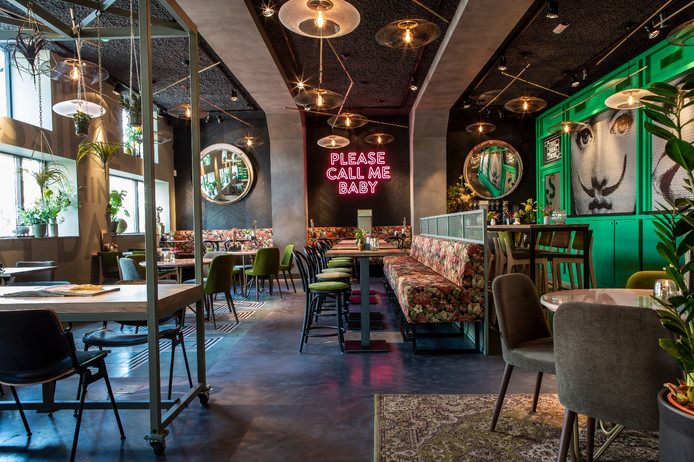 Op de plek waar nu nog het Mexicaanse Popocatepetl zit, aan het Buitenhof, komt een vestiging van het moderne all day-concept Stan & Co