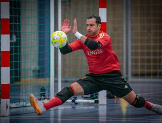 """Bram Meyers wil zich met België plaatsen voor EK futsal in Nederland: """"We gaan in de thuiswedstrijden tegen Finland en Montenegro voluit voor winst"""""""