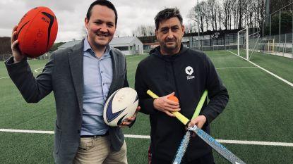 Binnenkort een rugby- of hockeyclub in Zottegem?