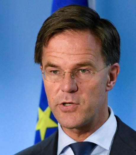 CDA en D66: Als Rutte vertrekt, valt het kabinet