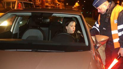 Slechts twee bestuurders blazen positief tijdens 'Weekend zonder alcohol achter het stuur'