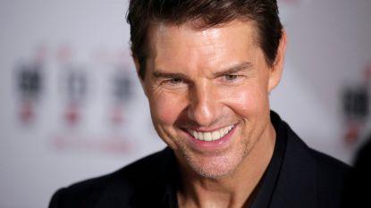 Tom Cruise gaat in oktober 2021 de ruimte in, met dank aan Elon Musk