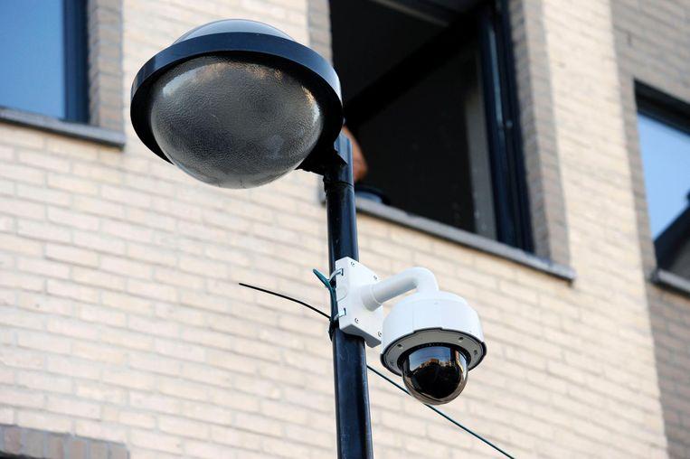 Verplaatsbare camera's als deze zullen op vijf plaatsen in Beringen opduiken.