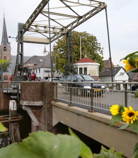 Koudekerkse brug vanavond dicht door de hitte