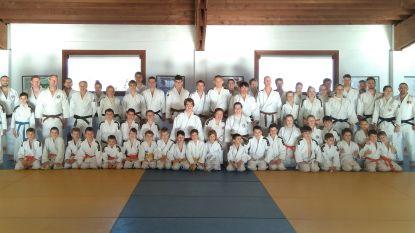 Japanse judomeester bezoekt Tieltse club