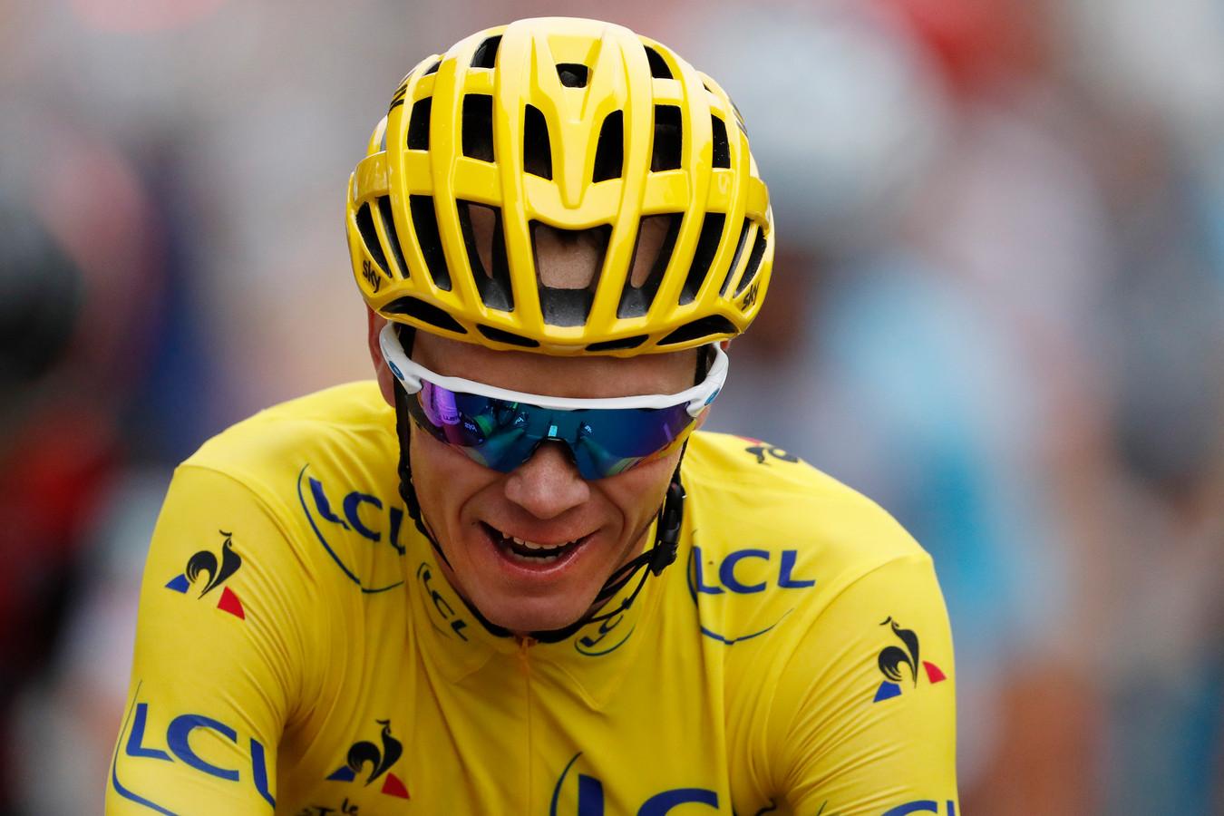 """""""Je suis prêt"""": si le Tour 2020 a lieu, il faudra vraisemblablement compter avec Chris Froome."""