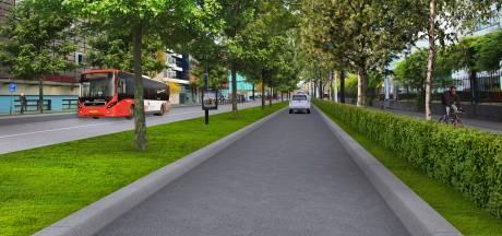 Na Vestdijk ook Mathildelaan op de schop, nieuwe stap in autoluw maken binnenstad Eindhoven