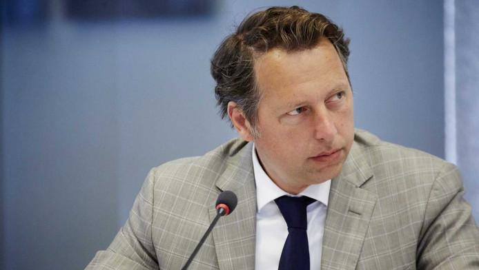 PvdA-Kamerlid Jeroen Recourt