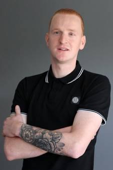 Voetballer Gerben Vos over zijn tatoeages: 'Mensen zeiden: ben je soms bang dat je je naam vergeet?'