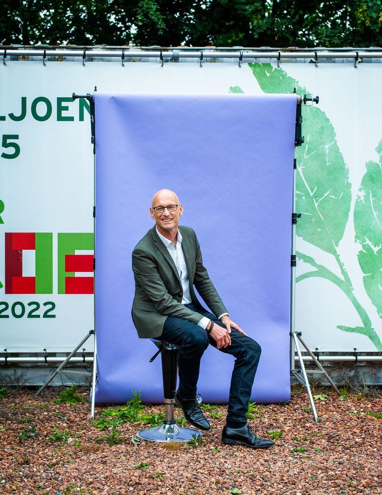 Tjeerd Herrema Beeld Jiri Buller/de Volkskrant