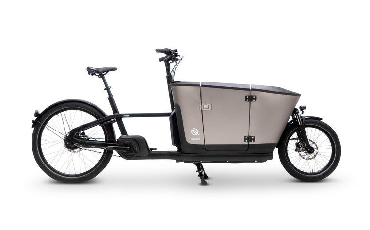 De Carqon Cargo Bike. Beeld